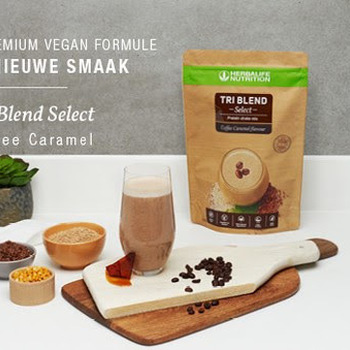 Tri Blend Koffie - Karamel