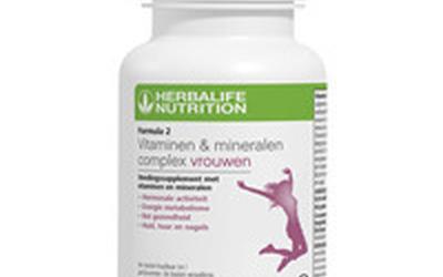Vitaminen complex voor dames